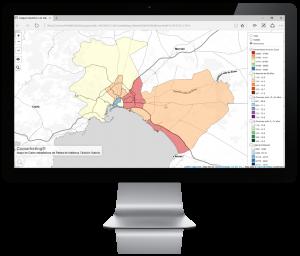 Imagen web Palma Mapa BN